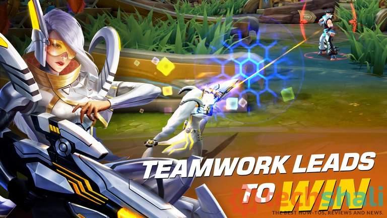 Mobile Legends: Bang Bang best game like Dota 2