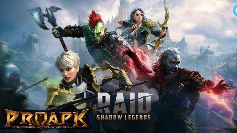 How to Play the Mobile Game Raid: Shadow Legends on PC