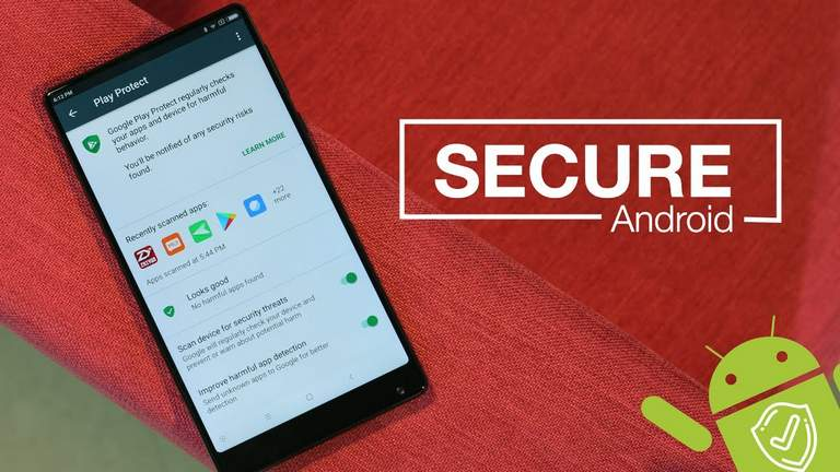 Secure Your Shopping Android Phone