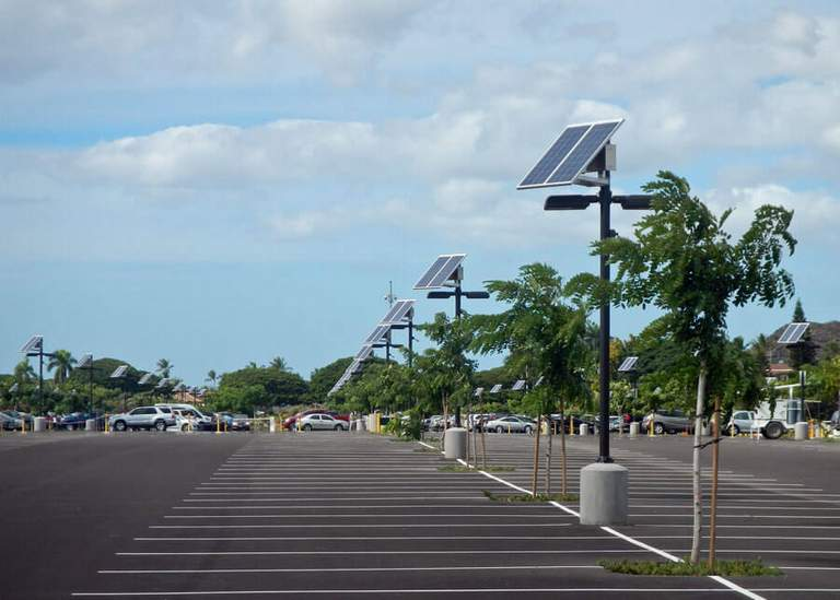 Photo of Solar Parking Lot Lights are Your Best Bet to Grow