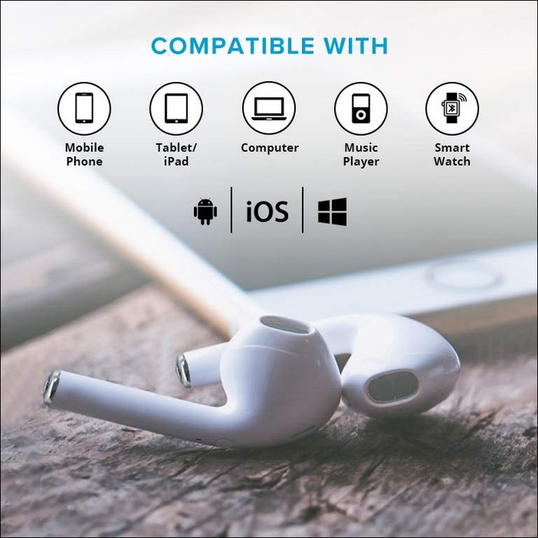 Photo of PlayBeatz Wireless Earbuds Review