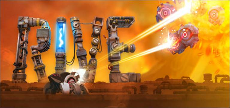 RIVE Linux Game