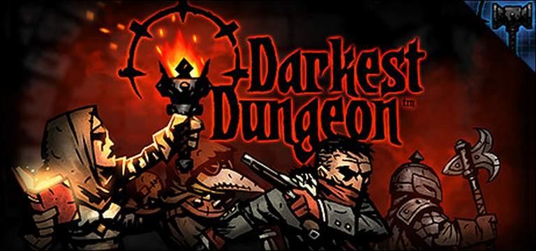 best linux game Darkest Dungeon