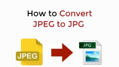 Photo of 3 Best Ways to Convert JPEG To JPG