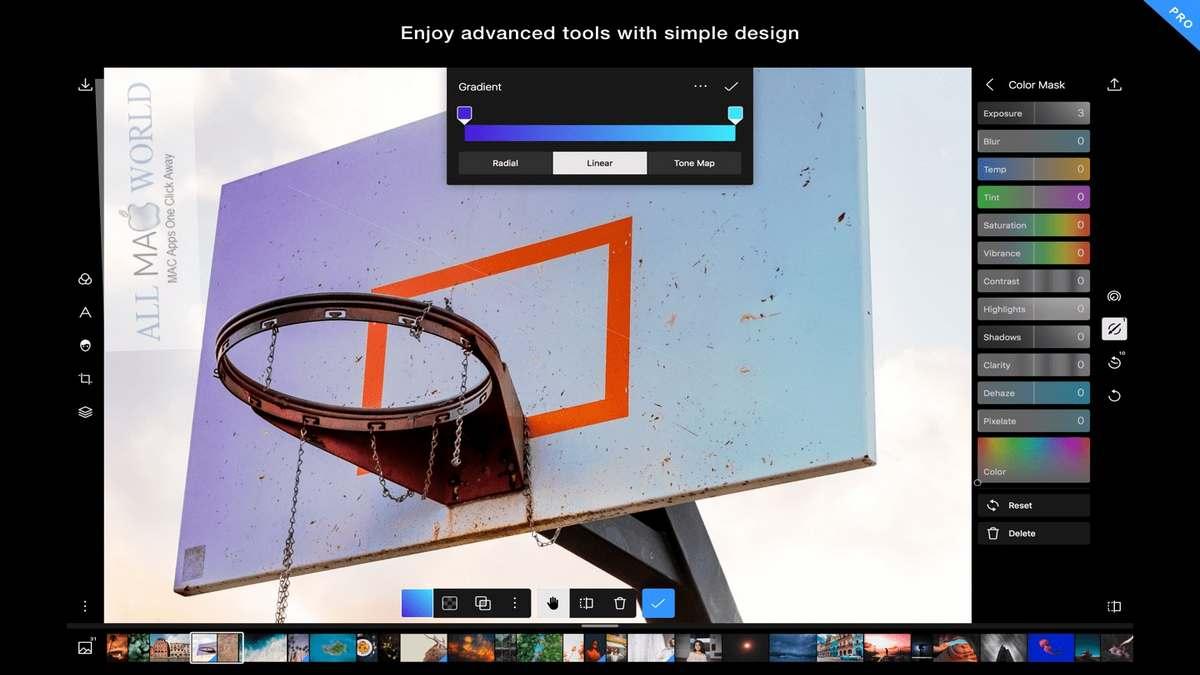 Polarr Photo Editor Pro - Pixelmator Pro