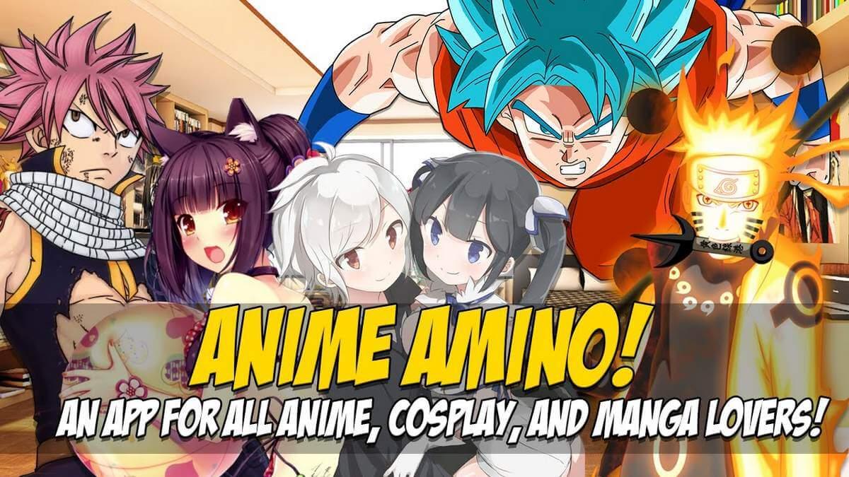 Amino Manga app