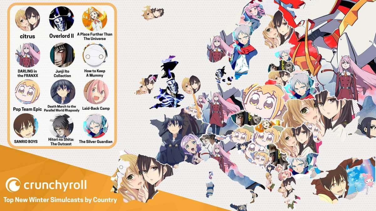 Crunchyroll Manga app