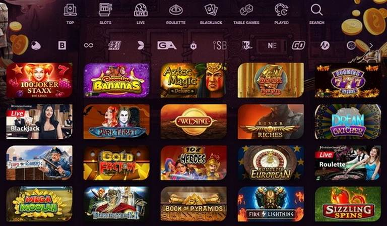 Mobile versions of online casinos for playing for money