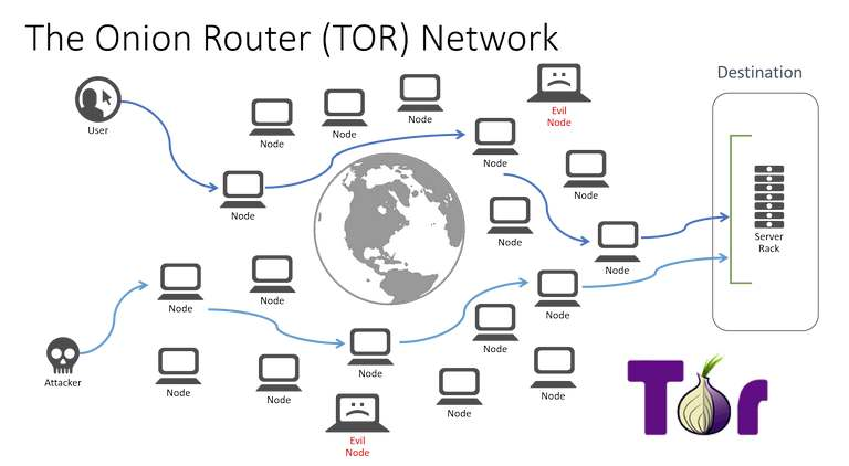 What is the TOR network and how to access TOR On Android