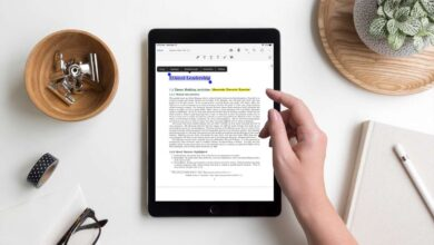 Photo of Top 3 Best Tablets for PDF Reading