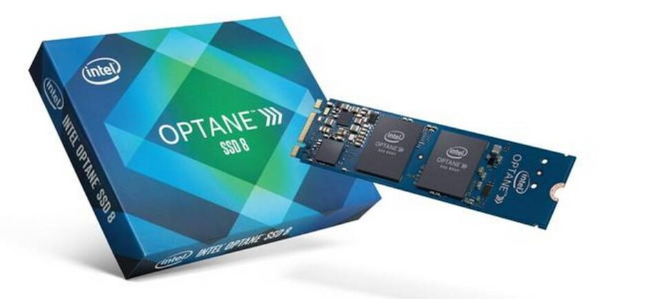 Where to find Optane technology?