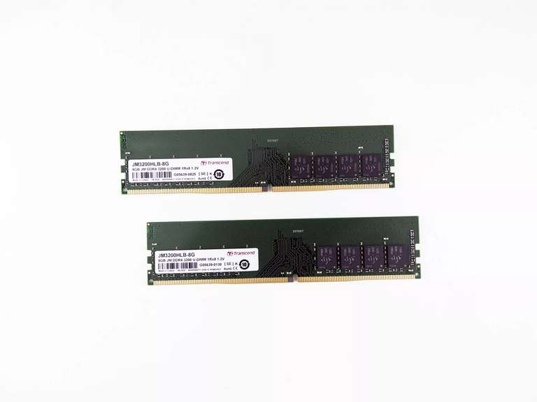 Transcend JetRam JM3200HLB-8G RAM Review