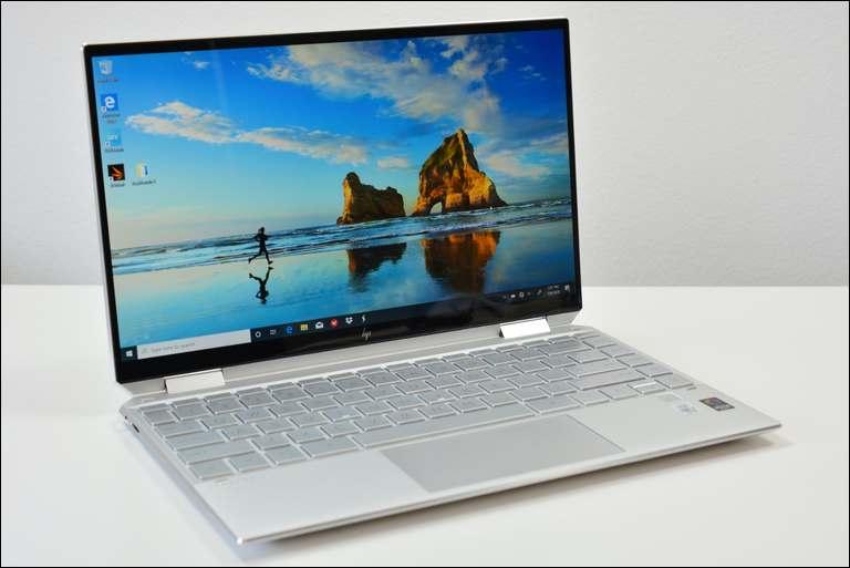 HP Specter X360 4k Ultra HD