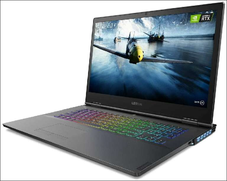 LENOVO LEGION Y740, A HIGH-END LAPTOP FOR THE MOST GAMERS