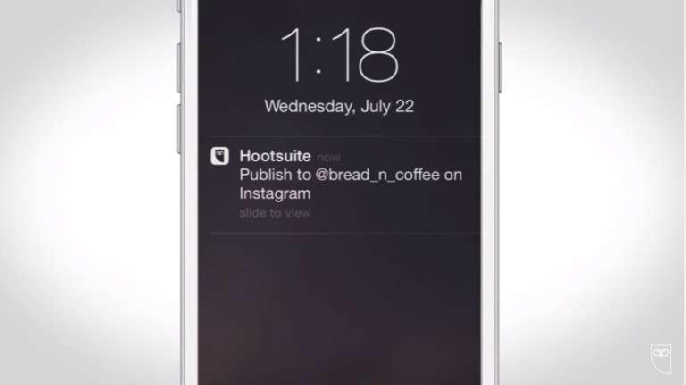 Schedule Instagram Posts With Hootsuite-2