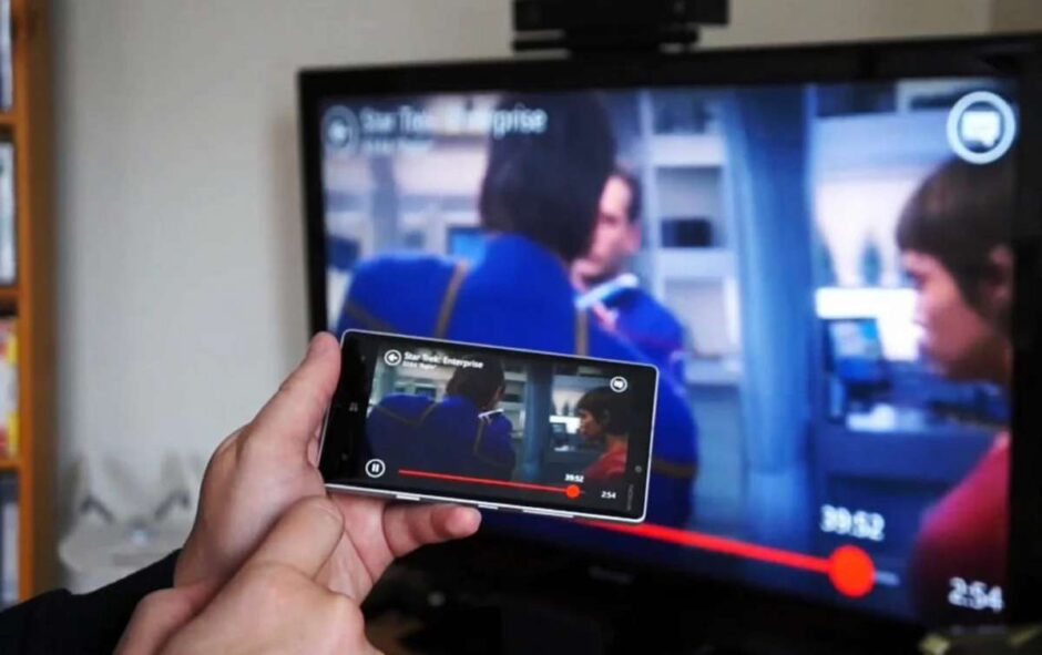 Wi-Fi Direct on LG TV to connect the Android Phone