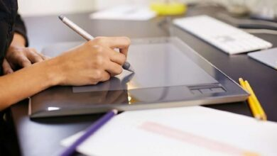 Photo of 6 Best Graphics Tablets With A Screen