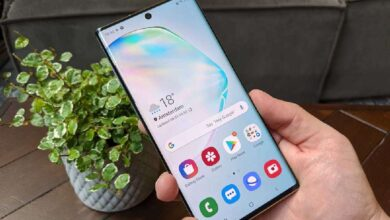 Photo of Samsung Galaxy Note 10 and Note 10 Plus Receive Android 11 Update