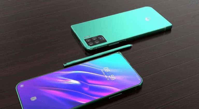 Huawei P50 with stylus