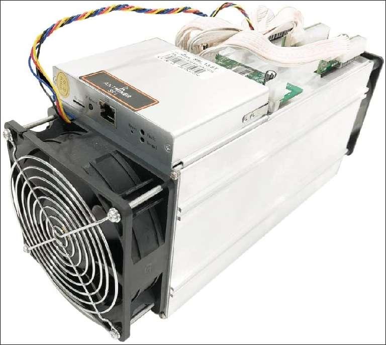 Antminer Bitmain S9 Bitcoin Miner 14Th/S