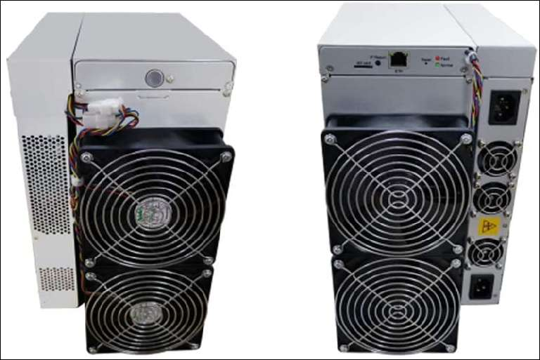 Antminer Bitmain S17 + 70 TH / s (67 TH/S)