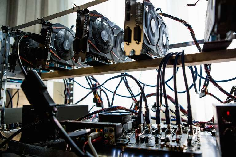Miners: the cryptocurrency generators