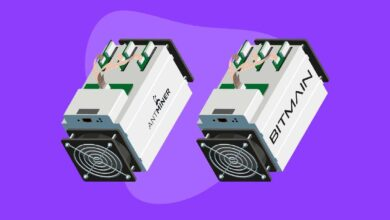 Photo of 5 Best Antminer Machine for Mining Cryptocurrency [2021]