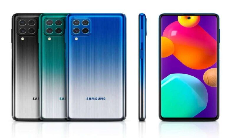 Samsung Galaxy M62: Mobile With Gigantic Battery For A Huge Screen