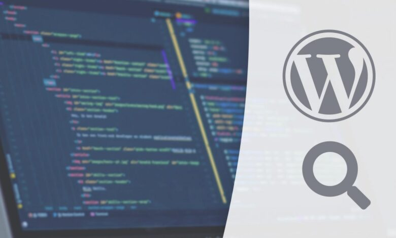 Learn to Add a Search Bar to the WordPress Site