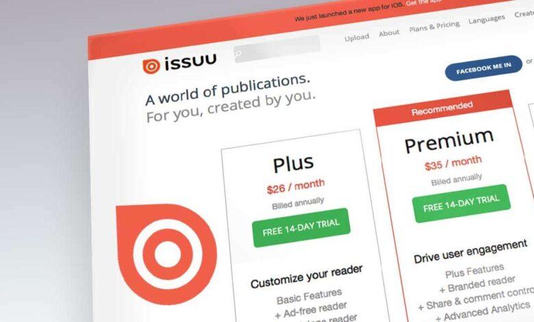 8 Best Alternatives To Issuu.com in 2021
