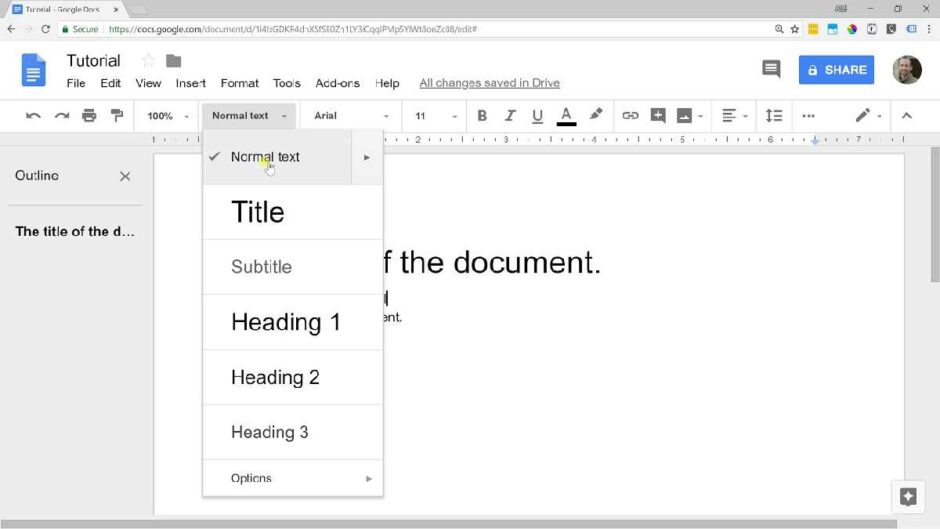 Google Docs is the best MS Office alternative