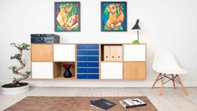 Photo of Stylish And Sustainable Storage Solution For A Clean Home