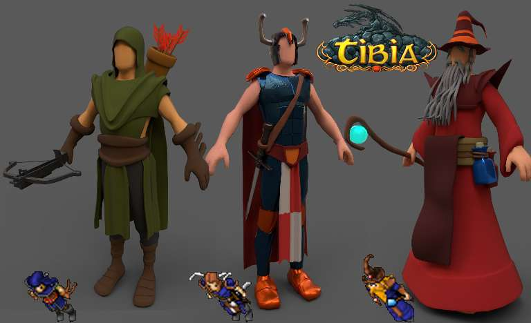 Tips and recommendations: How to earn money with Tibia
