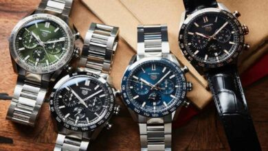 Photo of Top 4 TAG Heuer Watches That Is Perfect For All Occasions