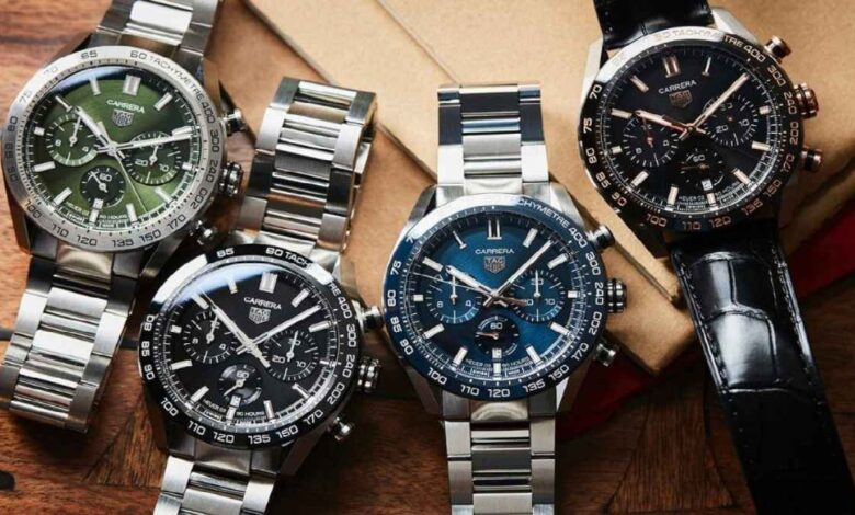 Top 4 TAG Heuer Watches That Is Perfect For All Occasions