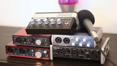 Photo of 5 Shortlisted Choices as Top-Notch USB Audio Interfaces for Musicians and Podcasters in 2021