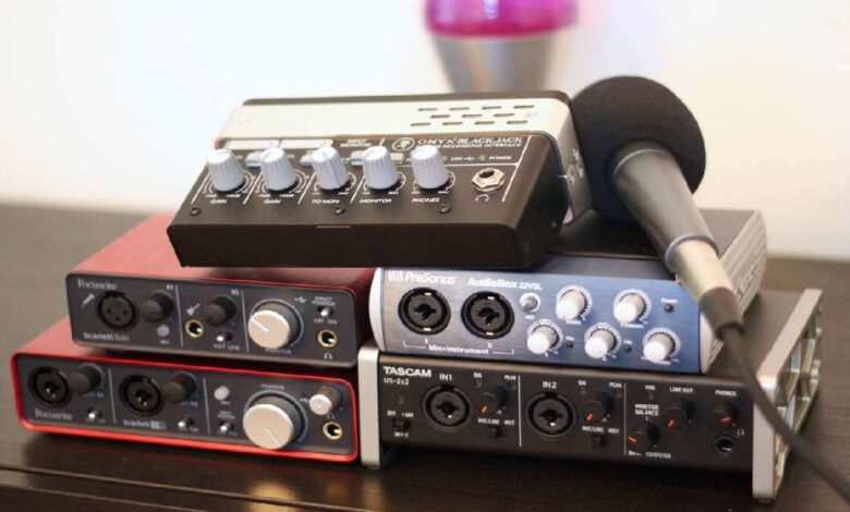 5 Shortlisted Choices as Top-Notch USB Audio Interfaces for Musicians and Podcasters in 2021
