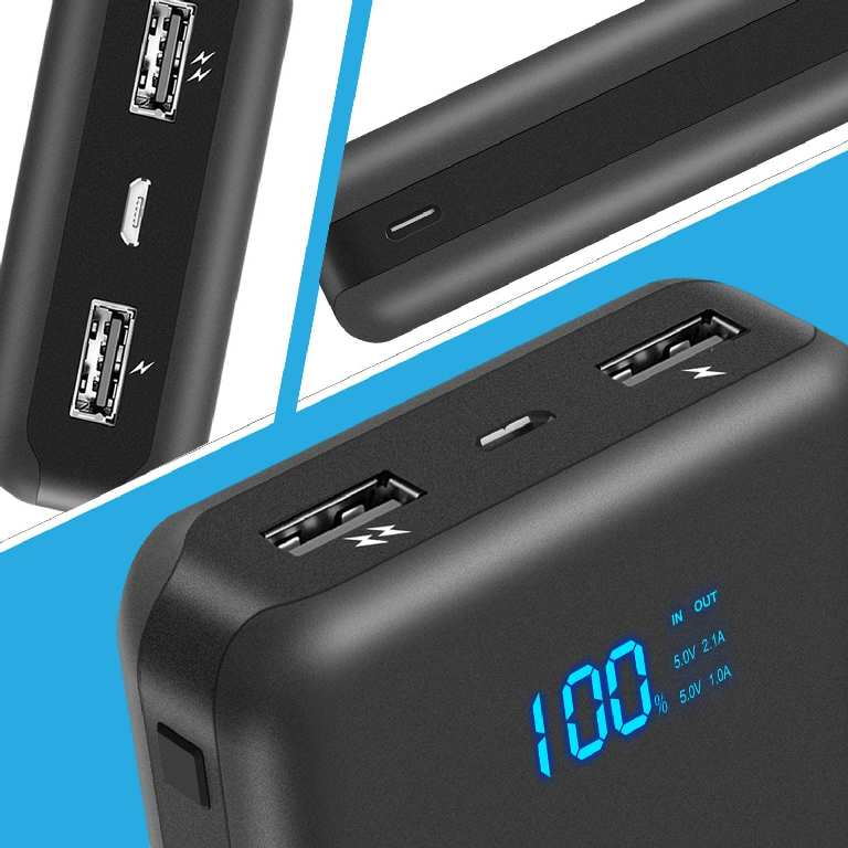 AYEWAY Portable Charger. 26800 mAh Power Bank