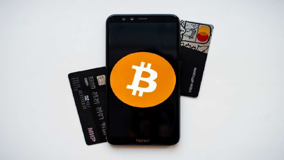 Crypto credit cards are getting a boost.