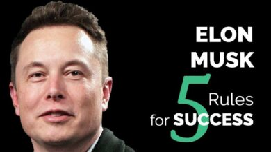 Photo of Elon Musk: 5 Actions That Led Him To Success