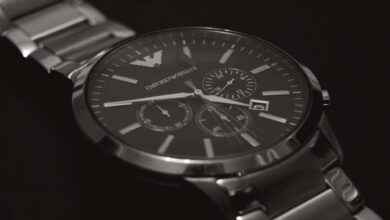 Photo of Emporio Armani: A Fascinating Watch With Beautiful Style And High Quality