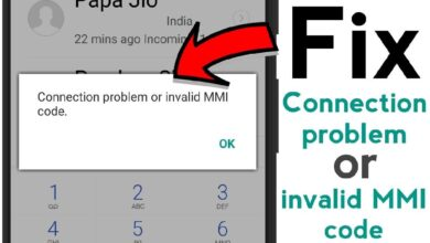 Photo of How to fix Connection Problem Or Invalid MMI Code error