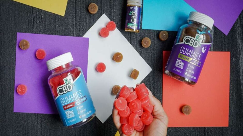 What are the Health Benefits of CBD Gummies?