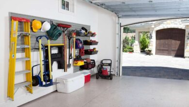 Photo of Various Do-It-Yourself Garage Shelving Ideas To Consider