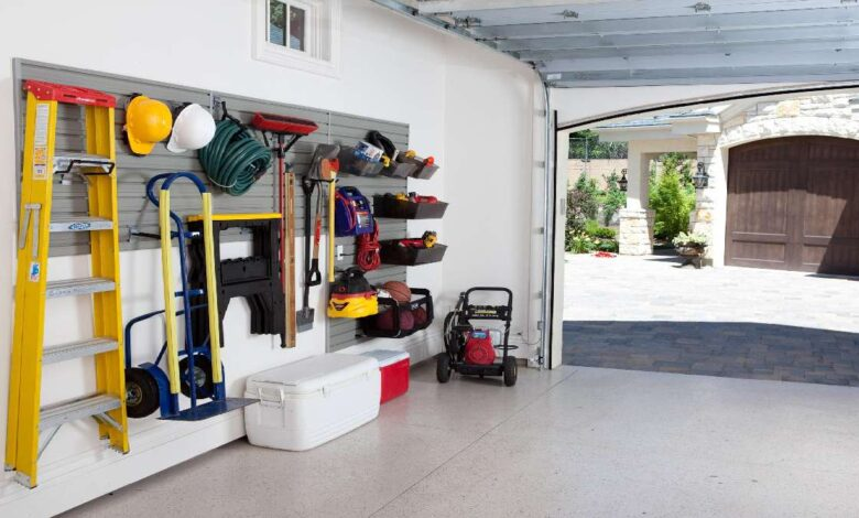 Various Do-It-Yourself Garage Shelving Ideas To Consider