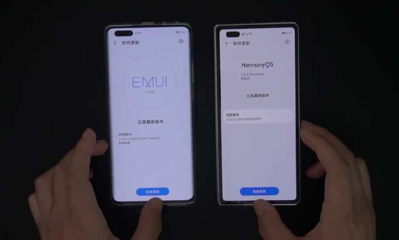 HarmonyOS Vs EMUI 11: How They Are Different