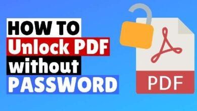 Photo of Unlock PDF — 7 Best free tools to unlock PDF files