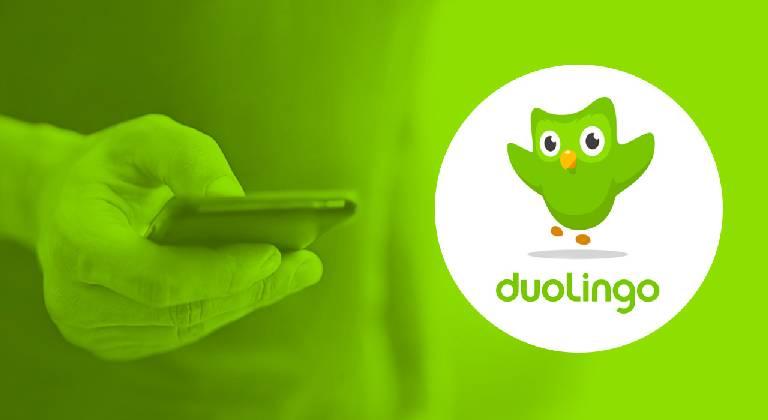 How to learn English on Duolingo