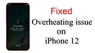 Photo of 7 Best Tips to Fix iPhone 12 Overheating Issue