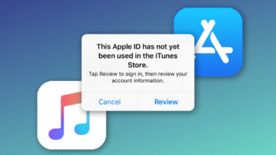 Photo of How To Fix This Apple ID Hasn't Been Used In The iTunes Store